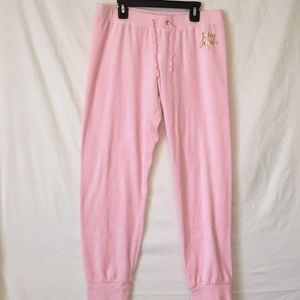 Pink Sweats from Juicy Couture